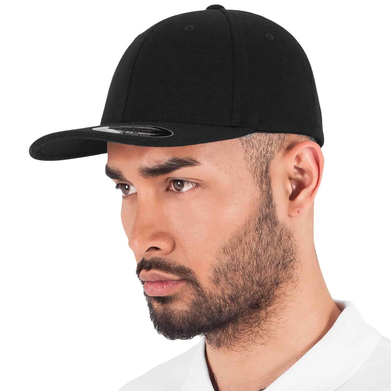 FLEXFIT Double Jersey Cap ganz individuell besticken – StickManufaktur