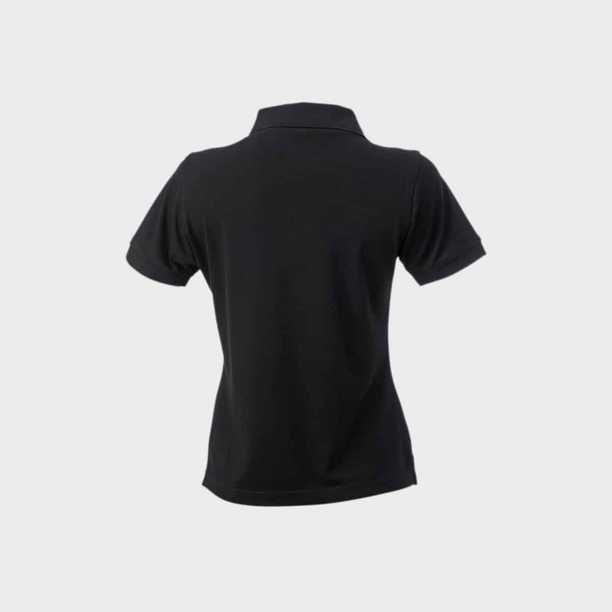 Daiber Polos JN829 Black Back
