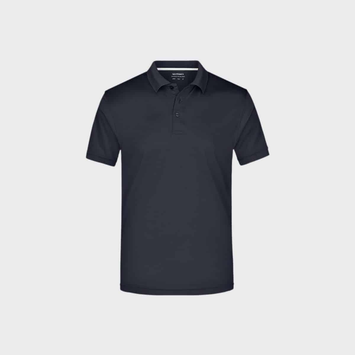 Daiber SportShirts JN401 Navy Front