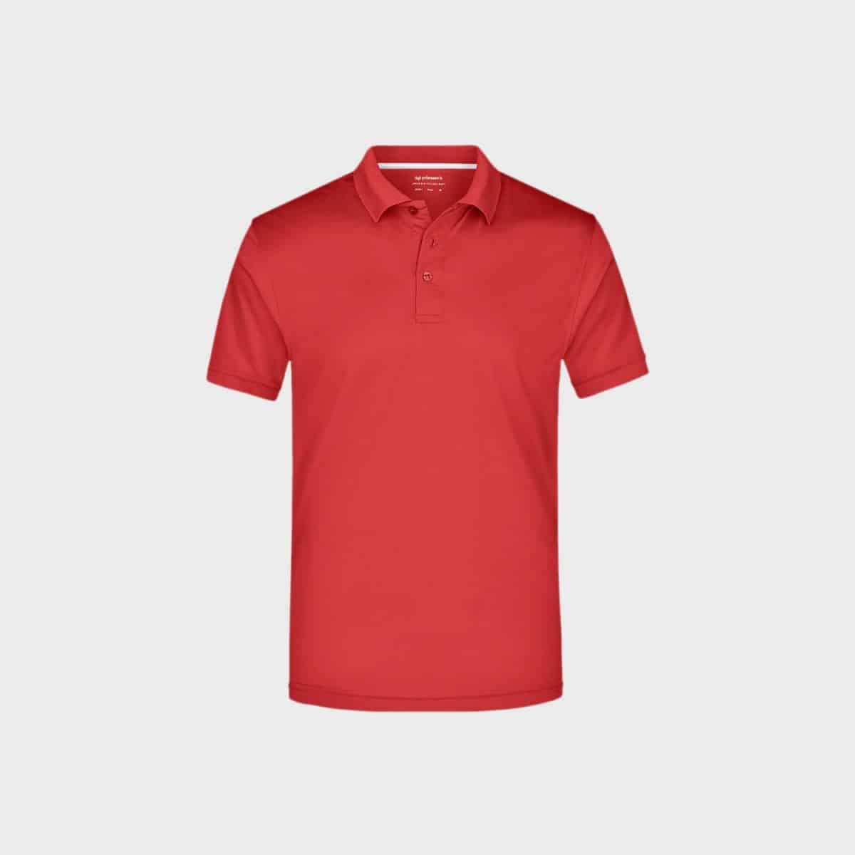 Daiber SportShirts JN401 Red Front