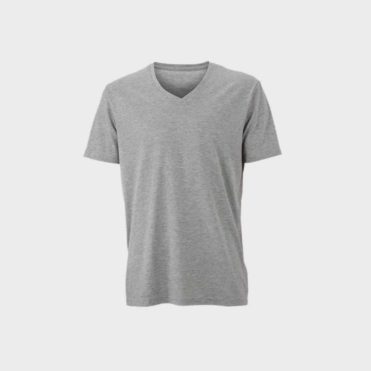 Daiber T Shirts JN974 Greyheather Front