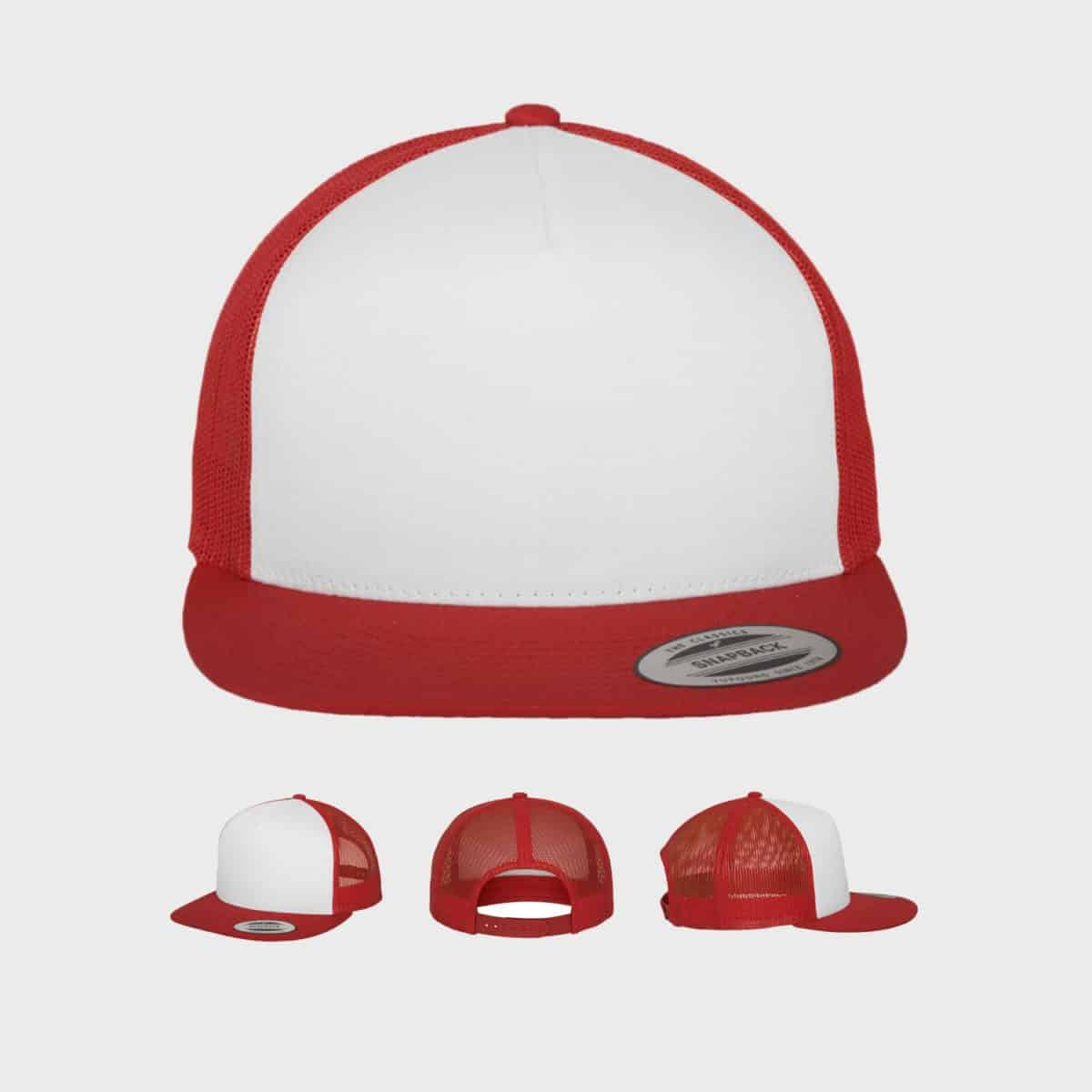 FFE6006W Red White Red Front Extra