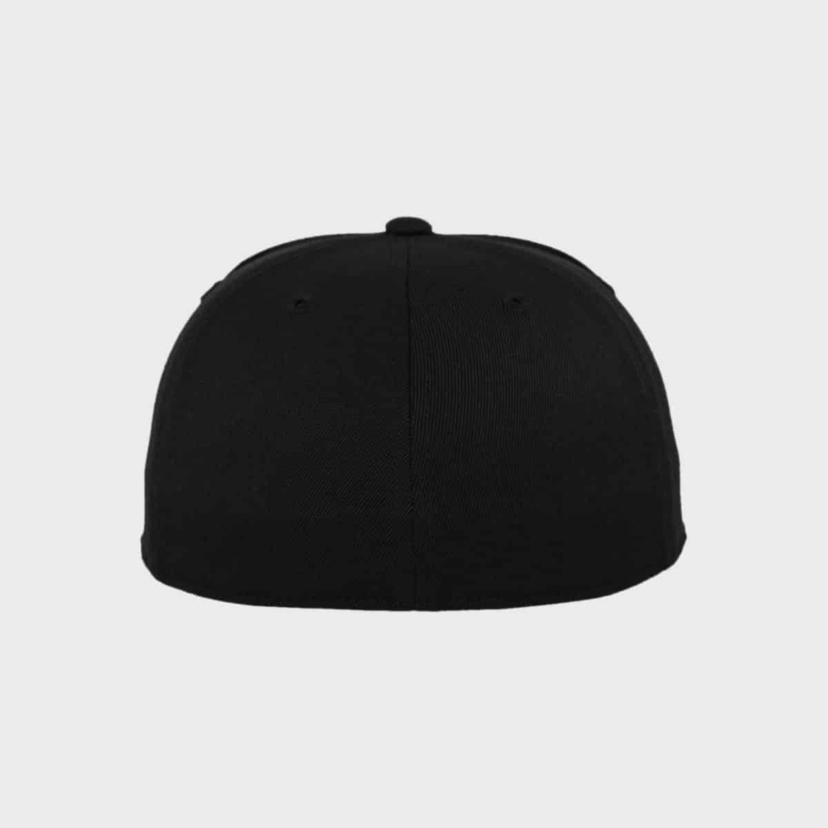 Flexfit FlexfitCaps FFE 6210 Black Back