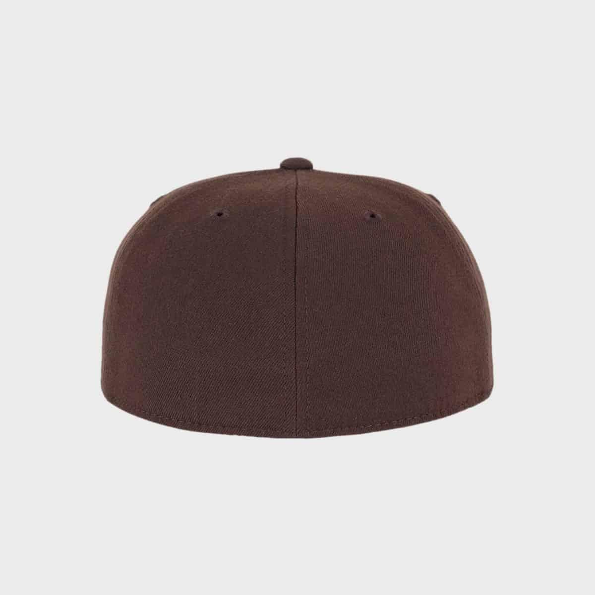 Flexfit FlexfitCaps FFE 6210 Brown Back
