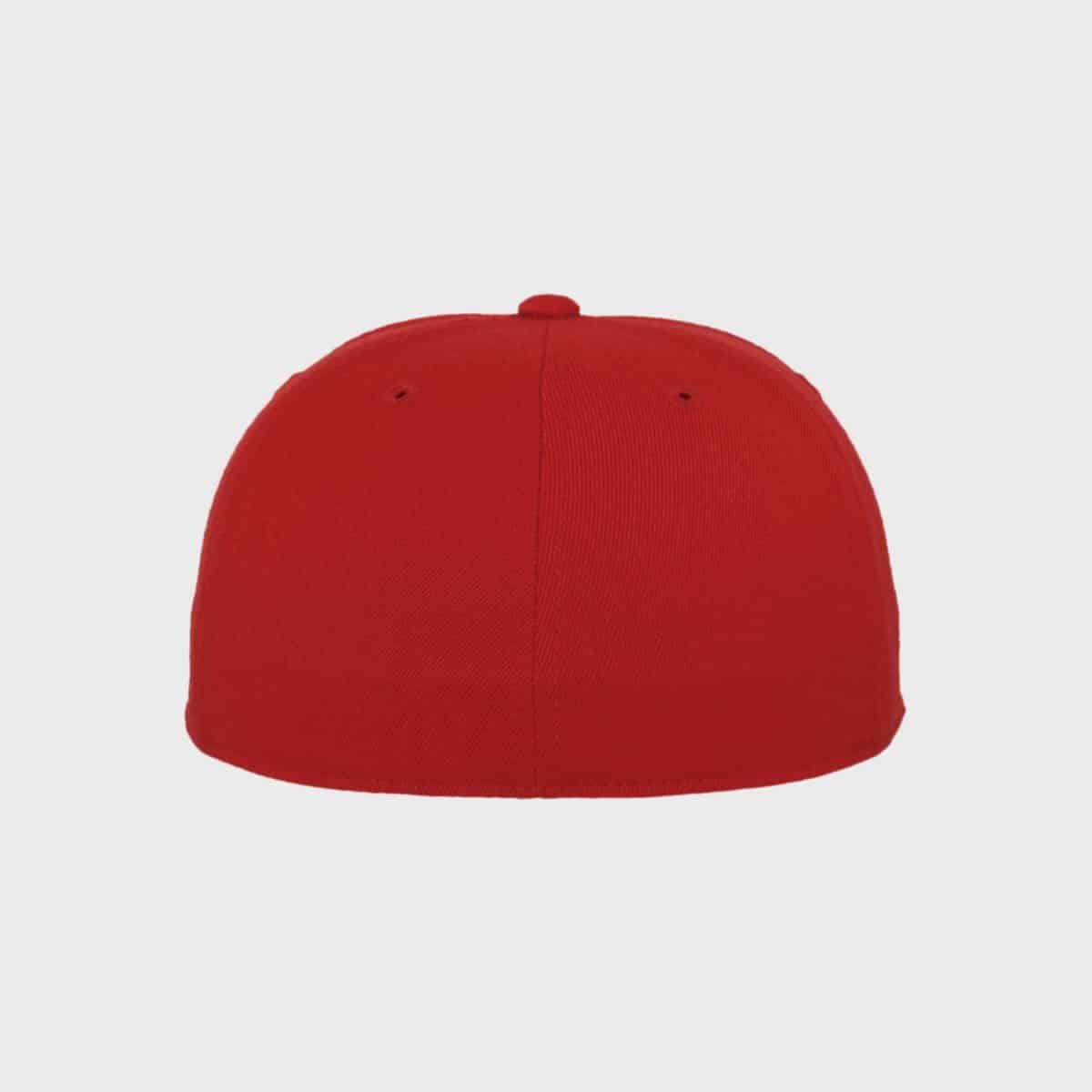 Flexfit FlexfitCaps FFE 6210 Red Back