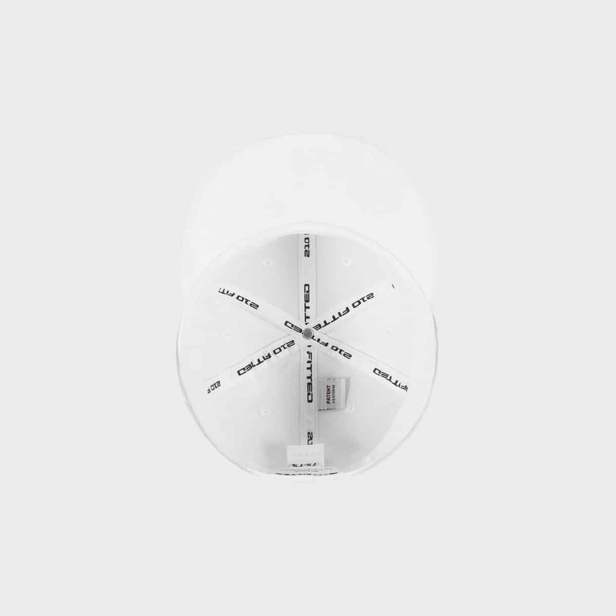Flexfit FlexfitCaps FFE 6210 White Schirm