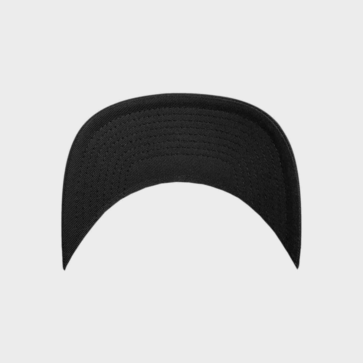 Flexfit MarkenCaps FFE 6588 Black Schirm