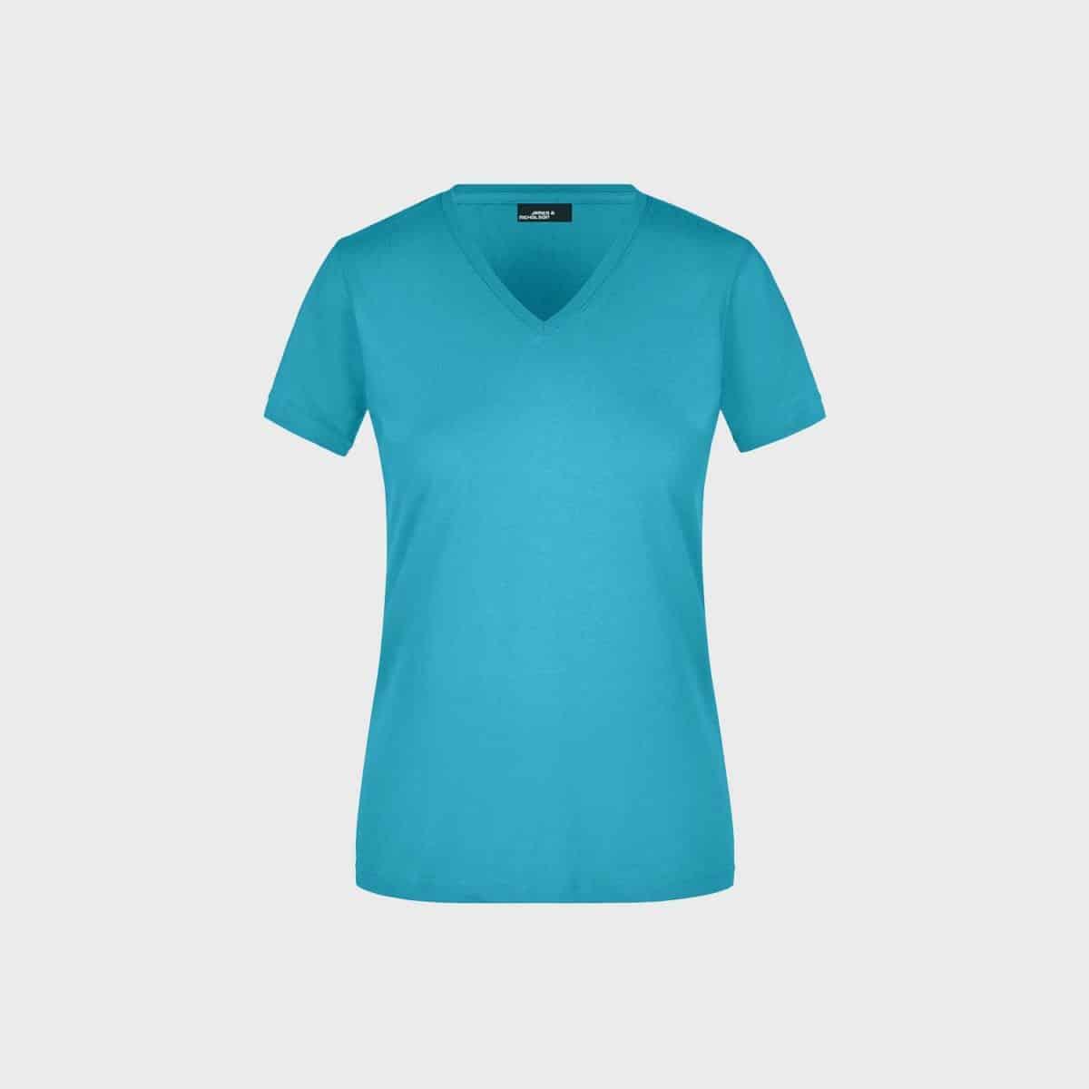 slim-fit-v-neck-t-shirt-damen-kaufen-besticken_stickmanufaktur