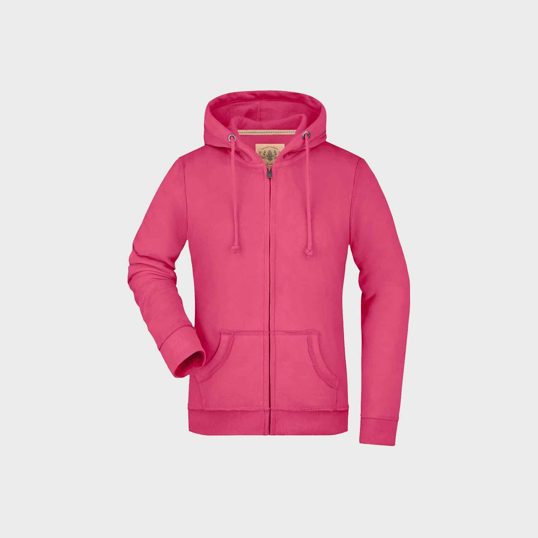 vintage-kapuzenjacke-hooded-sweat-jacket-damen-pink-kaufen-besticken_stickmanufaktur