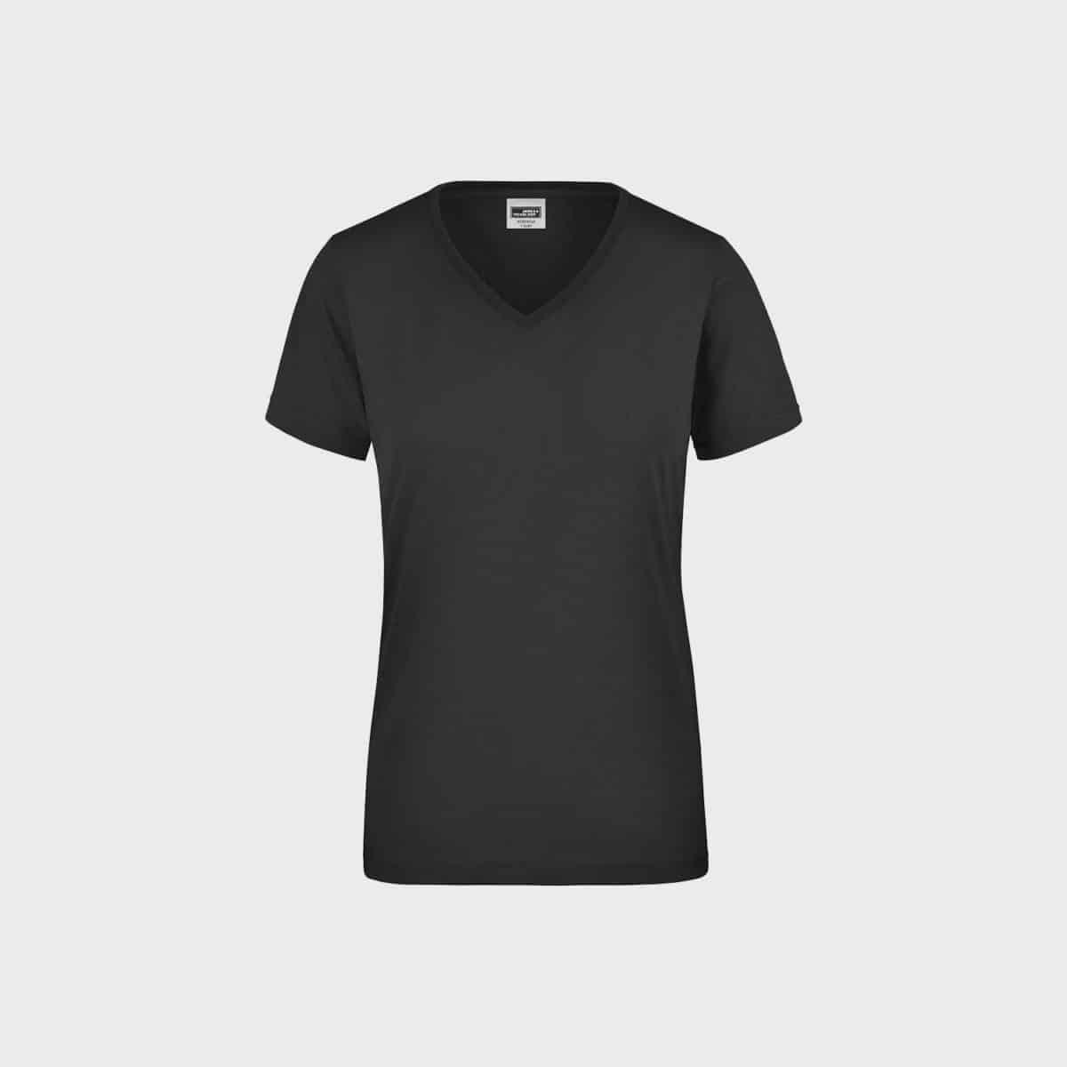 workwear-v-neck-t-shir-damen-black-kaufen-besticken_stickmanufaktur