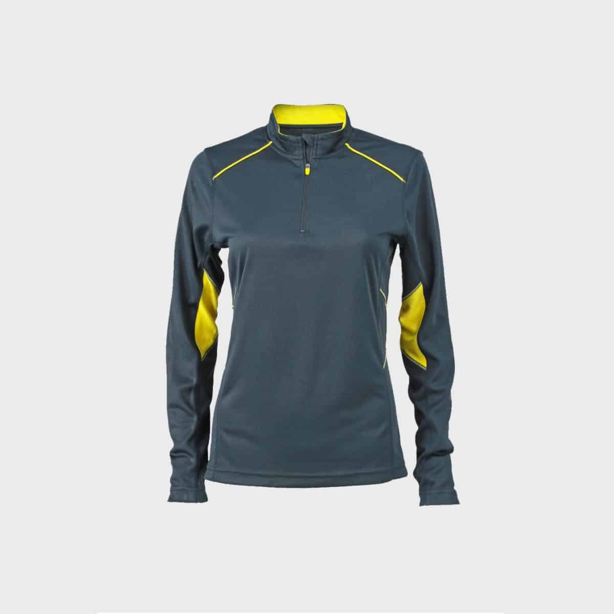 running-shirt-damen-iron-grey-lemon-kaufen-besticken_stickmanufaktur