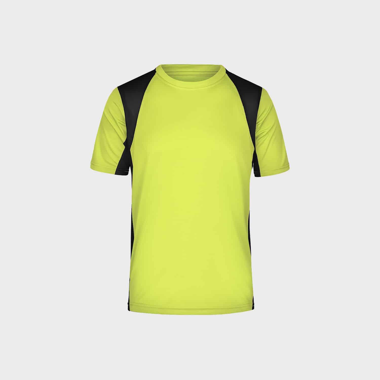 funktions-running-sport-t-shirt-herren-fluo-yellow-black-kaufen-besticken_stickmanufaktur