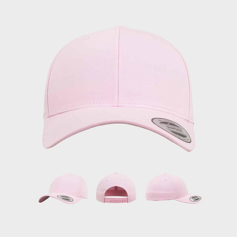 Flexfit Cap FFE 7706 Pink Front Extra
